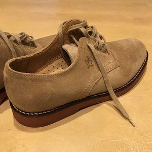 67a4132b03aff Tommy Hilfiger Shoes - Tommy Hilfiger Suede Bucks